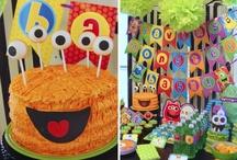 Tyler's Birthday ideas / by Sarah Davidson