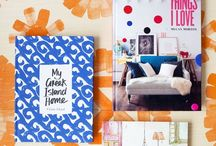 Coffee table reads / Books, design books