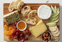 Food- Cheese Boards / by Stephanie Plum