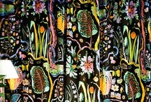 Patterns / Dots, stripes, patterns, wall paper, fabrics, chevron