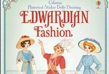My illustrations-USBORNE Historical Stiker Dolly Dressing / illustrated by SIMONA BURSI http://www.usborne.com/catalogue/subject/1~SDD~SDDH/historical-sticker-dolly-dressing.aspx