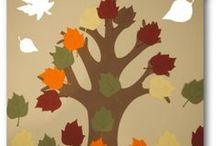 Fall Fine Motor Activities  / by Heather G. | Golden Reflections Blog