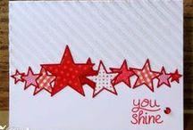 stars cards / .