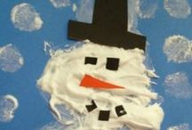 Winter Fine Motor Activities  / by Heather G. | Golden Reflections Blog