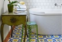 Bohemian Bathroom