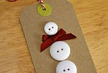 snowman cards / xmas cards / by Luella Dueck
