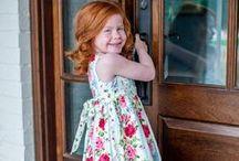 Girl's Dresses / #LauraAshleyGirls / by Laura Ashley USA