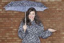 Let It Rain / Laura Ashley Rainwear / by Laura Ashley USA