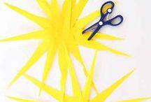 Scissor Skills / Activities and ideas to promote good scissor skills for children!