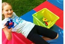 Vestibular & Proprioceptive Activities / Activities that promote balance and body awareness with children of all ages!