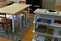 Homeschool Room Ideas / You are going to homeschool, you have your curriculum but you are struggling on how to set up your house or school room for the school year. Or you want to change things up and need ideas. This is your go to board for homeschool room ideas.