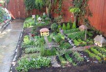 Eating Pretty Garden / Garden designs