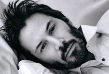 Keanu Reeves / From what I hear an awesome guy.  / by Ilia Blandina