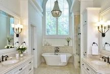 Luxurious Bathrooms / Elegant bath decor, accessories, and inspiration. / by Laura Ashley USA