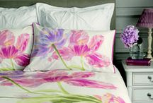 Gosford Collection / A bold and beautiful floral from our archive, Gosford adds colour to a bedroom and makes a stylish statement just about anywhere in your home. #lauraashleyhome / by Laura Ashley USA