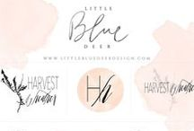 Brand Boards / Branding systems, fonts, colours, & mood boards.