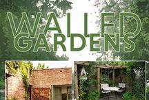 Walled Garden London / Walled Garden Ideas. Old to New
