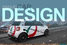 Smart Cars Wrap ideas / Ideas for Logo Designs on our new smart cars