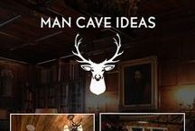 Man Cave / Everyman dreams of having his very own cave