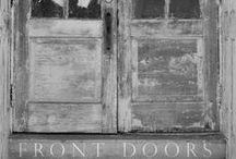 Front Doors & Stained Glass Doors