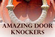 Amazing Door Knockers / Amazing door knockers from around the world
