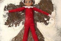 Elf on the shelf / Elf ideas