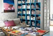 Home Library Ideas / Wouldn't it just be devine to have one of these beauties in your home?