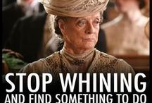All Things Downton Abbey / Everything for the Downton the Abbey fan, especially if you have serious withdrawal and long for the show's return.