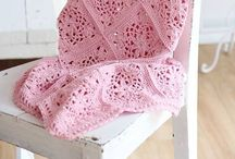 Crochet / Inspiration! The most beautiful crochet items. To do it yourself or just to look at and get happy of all the colours and patterns.