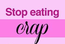 HealthyThoughts / Motivation and Goals to help me lose and maintain weightloss / by Tasha King