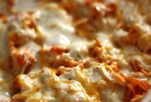 Favorite Recipes / by Sarah Brochu