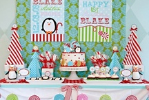 Dessert Tables / by Belinda Sergeant