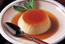 Desserts- Puddings, Torts, Tarts Oh My!