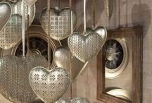 hearts / by Mary O Shea