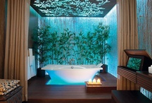 Bathrooms  / by Linda