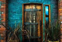 House - Doors / by Belinda Sergeant