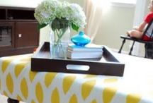 HOME DIY / by Ashle'Anne Potter