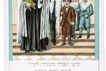 Jewish life - Judaica / Pictures from jewish life and history.