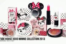 Etude House. Korea / An amazing Korean cosmetic brand. Beautiful, affordable, quality makeup