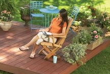 Outdoor Projects / by Maria Cordell