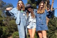 Double Denim / by The Grand Social