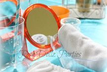 Spa Party / by Ashle'Anne Potter