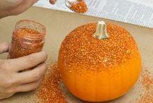 Halloween and Fall
