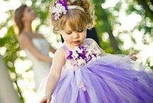 Thank Heaven for Little Girls / Flower Girls