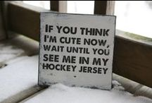 Hockey / by Michelle Fitzpatrick