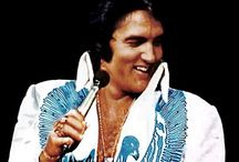 Elvis Presley / by Shelly McHorse