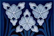 Blue & White / Blue and white colors are so crisp and clean.  / by Donna MacKenzie