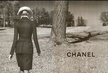 For the love of Coco / Chanel lovers rejoice! All that you love is here.