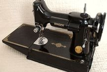 Singer Featherweight / A collection of pins with inspiring photos and useful information on featherweights.