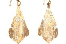 Earrings by Charlotte's Web UK / Charlotte's Web Earring Collection - Fair Trade